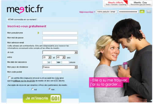 site rencontres france