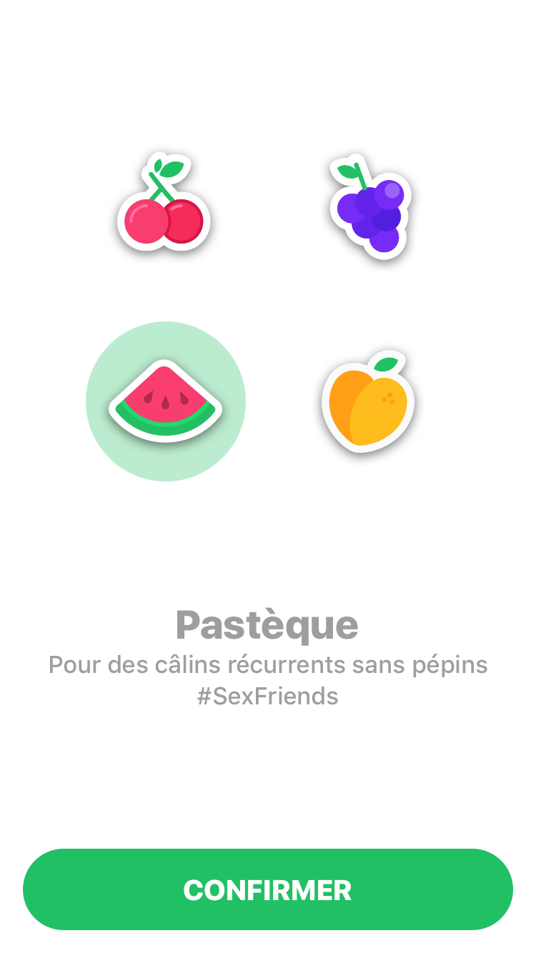 site de rencontres fruit