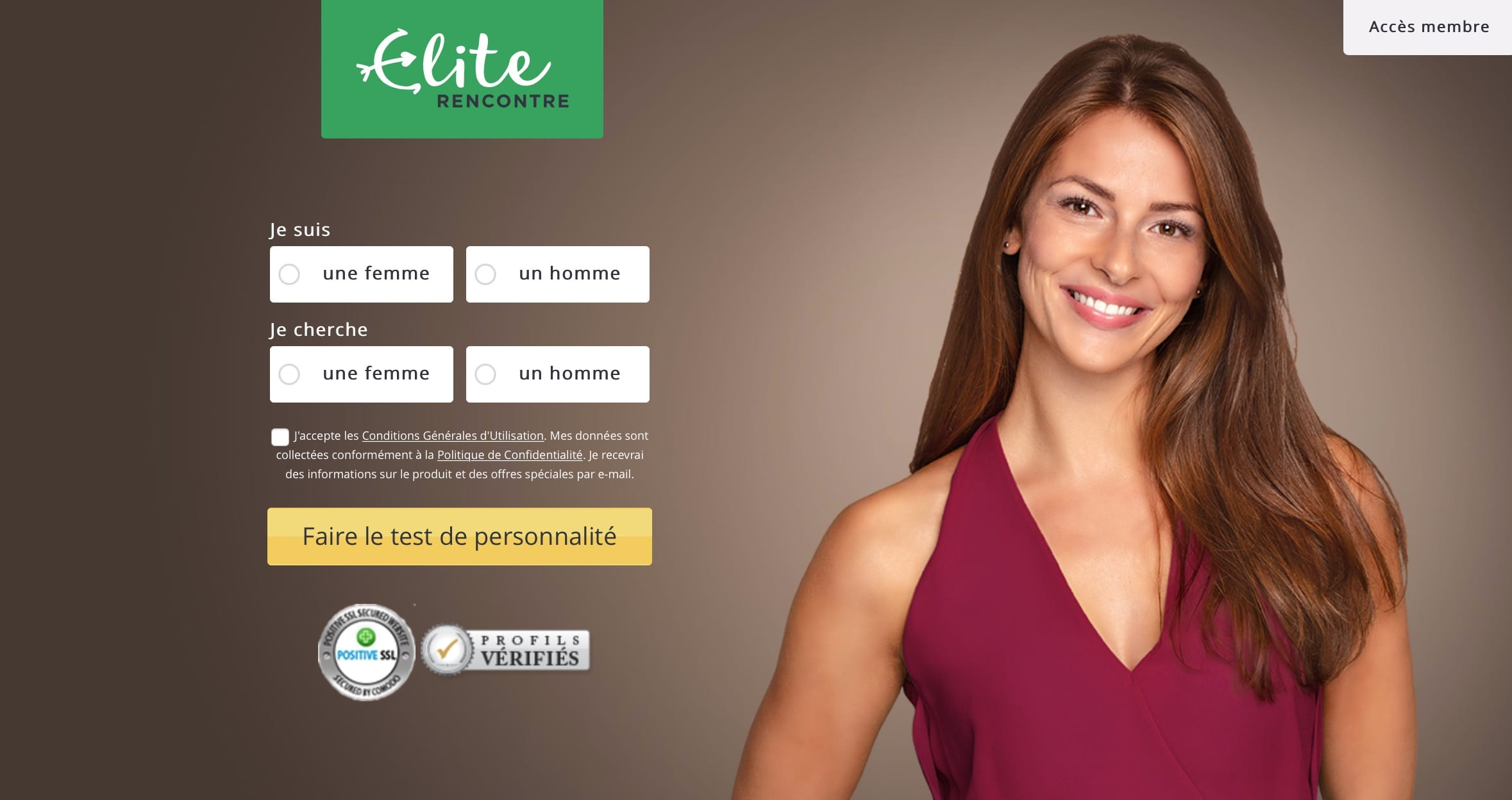 elite rencontre femme site de rencontre opinion