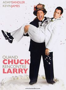 Quand Chuck rencontre Larry - Film Complet en streaming VF