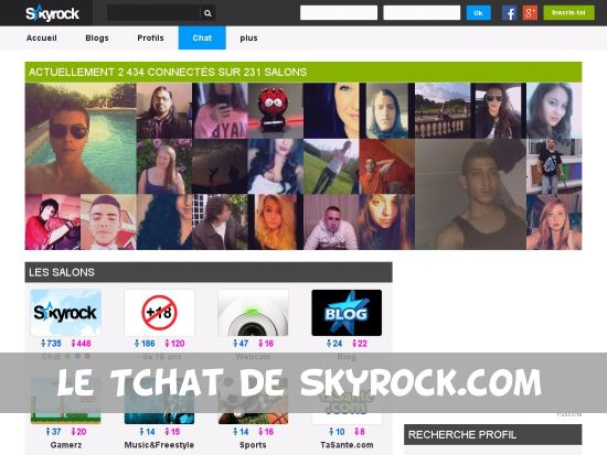 site rencontre discussion gratuit